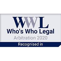 WWL Arbitration 2020 Rosette