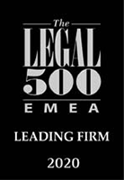 Emea Leading Firm 2020