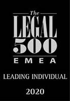 Emea Leading Individual 2020