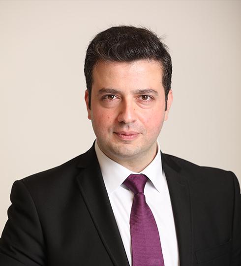 Rafic Hachem Portrait