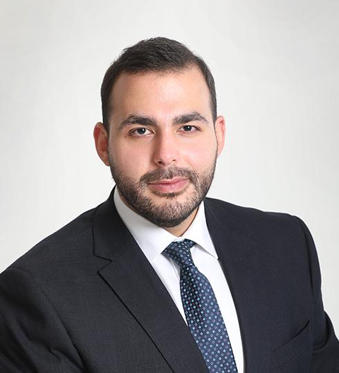 Hassan Khalifeh Portrait 1