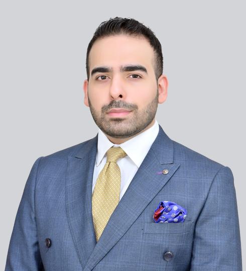 Moiz Mirza Portrait
