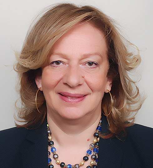 Mona Akl Portrait