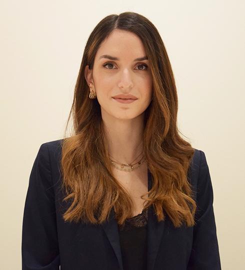 Maria Paschou Portrait