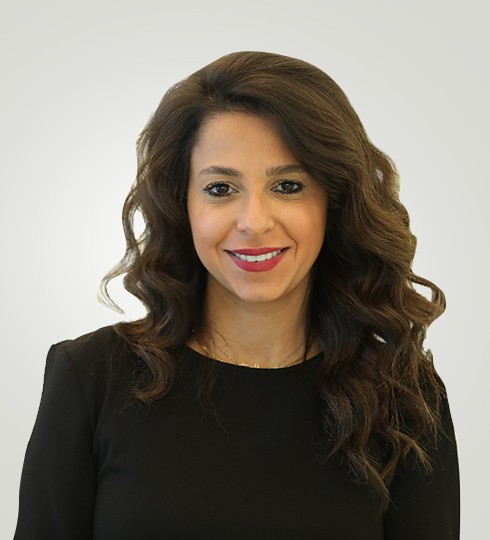 Nadine Abi Azar Portrait